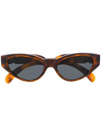 Versace Eyewear Cat-Eye Frame Sunglasses Ss20 | Farfetch.com