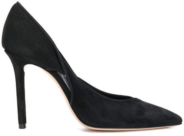 Twisted pumps