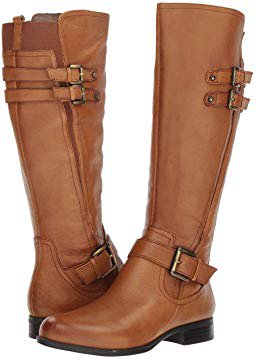 brown knee high boots - Google Search