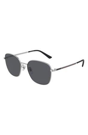 Gucci 57mm Square Sunglasses | Nordstrom