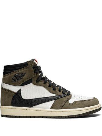 Jordan Jordan x Travis Scott 'Air Jordan 1 OG' Sneakers - Farfetch