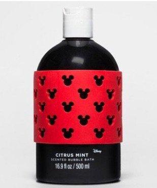 Target x Disney Citrus Mint Scented Bubble Bath