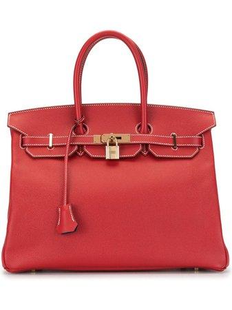 Hermès 2012 pre-owned Birkin 35 Bag - Farfetch