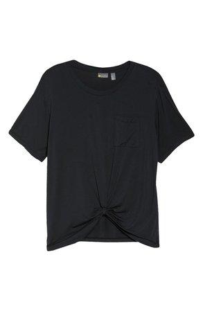 Zella Peaceful Knot T-Shirt | Nordstrom