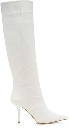 GIA x Pernille Teisbaek Leather Knee High Boots