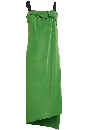 Asymmetrical Crepe Dress Gr. UK 8