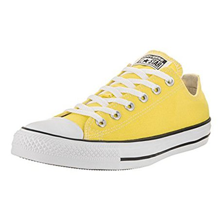 yellow chucks