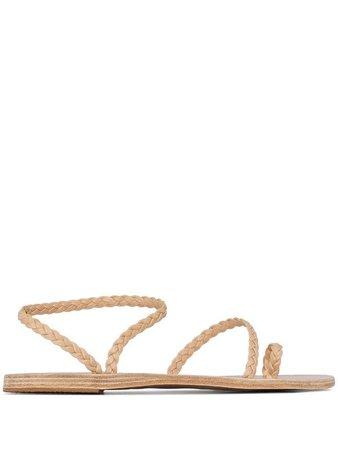 Ancient Greek Sandals Eleftheria Braided Sandals - Farfetch