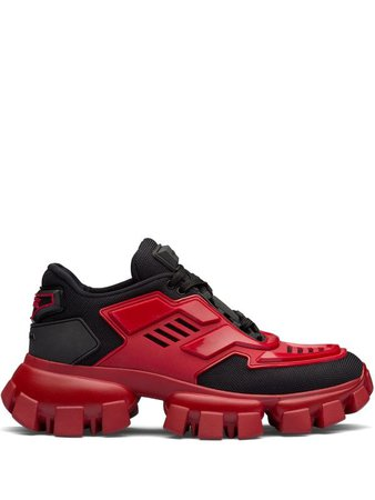 Prada Cloudbust Thunder Sneakers | Farfetch.com