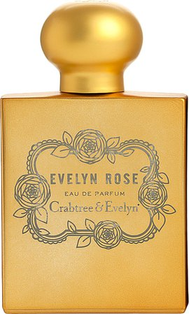 """""""Evelyn Rose"""" perfume/fragrance by Crabtree & Evelyn"""