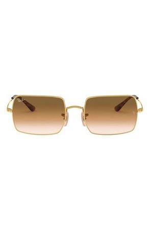 Ray-Ban 54mm Rectangular Sunglasses | Nordstrom
