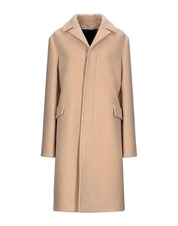 Marni Coat - Women Marni Coats online on YOOX United States - 41975294EC