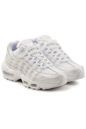 Air Max 95 Sneakers with Patent Leather Gr. US 6