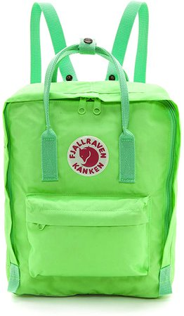 Amazon.com: Fjallraven, Kanken Classic Backpack for Everyday, Purple/Rainbow Pattern: Sports & Outdoors