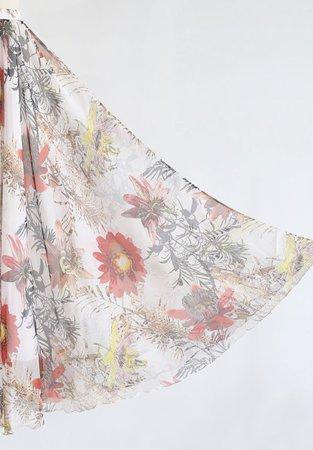 Chicwish Maxi Skirt