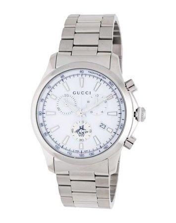 Gucci Wrist Watch - Men Gucci Wrist Watches online on YOOX United States - 58047403HH