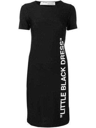 OFF-WHITE 'Little Black Dress'