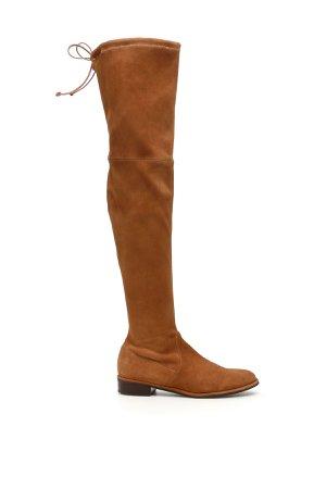 Stuart Weitzman Suede Lowland Boots