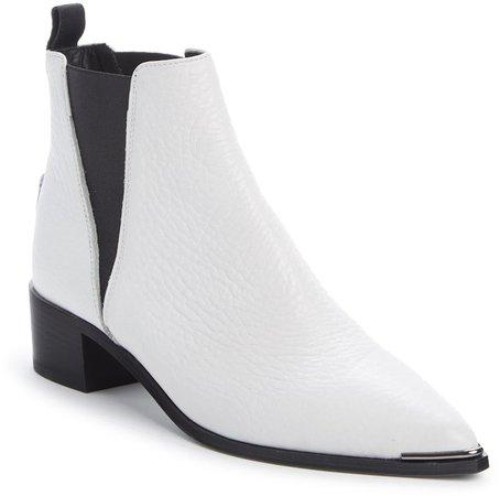 Jensen Short Pointy Toe Boot