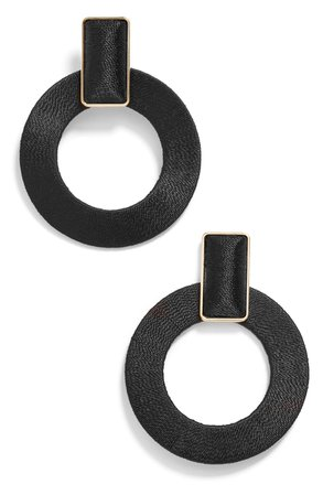 BaubleBar Marisela Hoop Earrings | Nordstrom