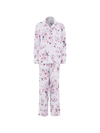 Rose Pattern Pyjamas