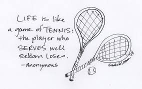 tennis text – Google-Suche