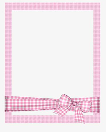 Hand-painted Picture Frame Cartoon Picture Frame,pink Plaid Photo Frame, Picture Frame, Hand Painted Border, Border Icon PNG Image and Clipart for Free Download