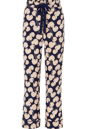Diane von Furstenberg | Veronica printed crepe wide-leg pants | NET-A-PORTER.COM