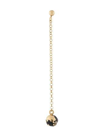 True Rocks globe on chain drop earring - FARFETCH