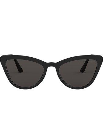 Prada Eyewear Cat Eye Sunglasses - Farfetch
