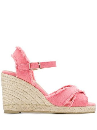 Castañer Bromelia wedge sandals $97 - Buy SS19 Online - Fast Global Delivery, Price