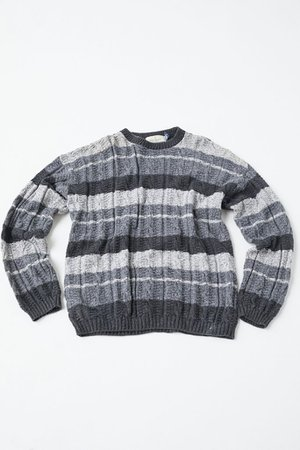 Urban Renewal Vintage Oversized Striped Sweater | Urban Outfitters