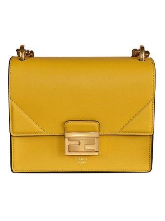 Fendi Kan U Small Shoulder Bag