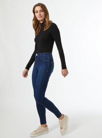 Indigo Organic Authentic Frank Denim Jeans