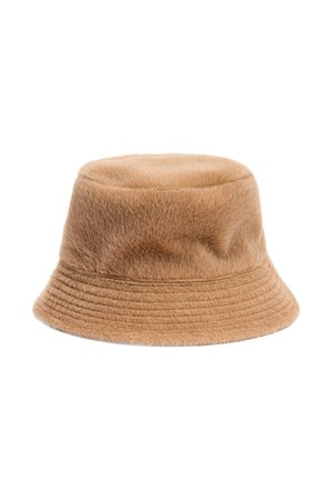 Buy Camel Faux Fur Bucket Hat from the Next UK online shop