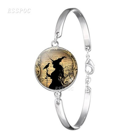 witch raven jewelry - Google Search