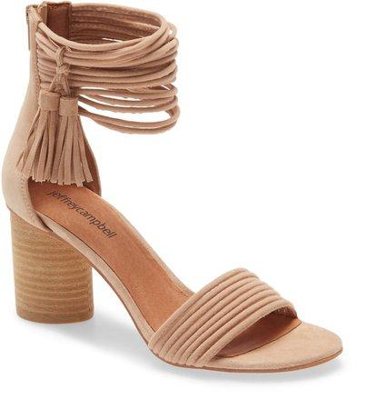Pallas Ankle Strap Sandal