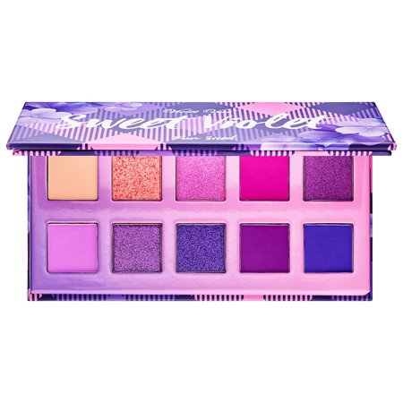 VIOLET VOSS Fun Sized Mini Eyeshadow Palette - Sweet Violet