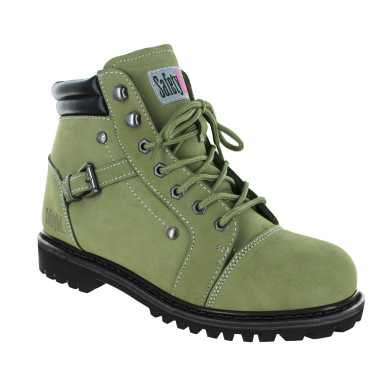 boots in green - Google Search
