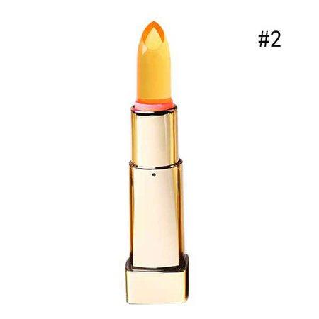 Orange Jelly/Glossy Lipstick