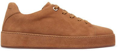 Nuages Suede Sneakers - Tan