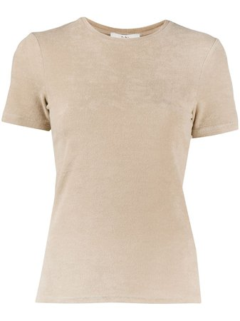 Tibi short-sleeved Knitted Top - Farfetch
