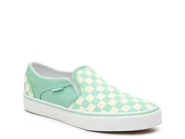 Vans Asher Slip-On Sneaker - Women's Women's Shoes   DSW