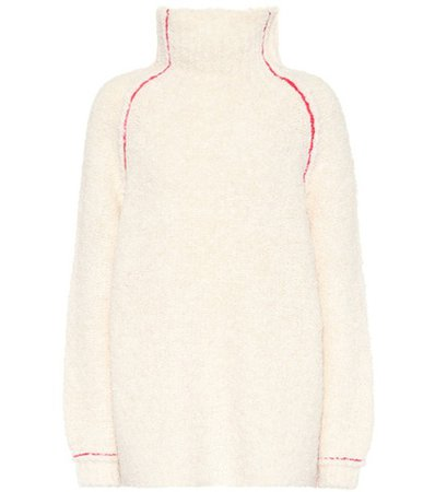 Eda wool-blend sweater
