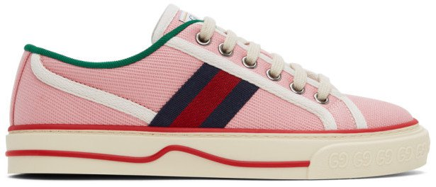 Pink Tennis 1977 Sneakers