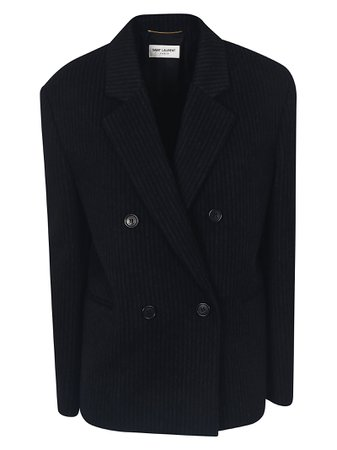 Saint Laurent Double Breasted Cardigan