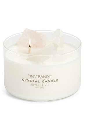Tiny Bandit Crystal Candle   Nordstrom