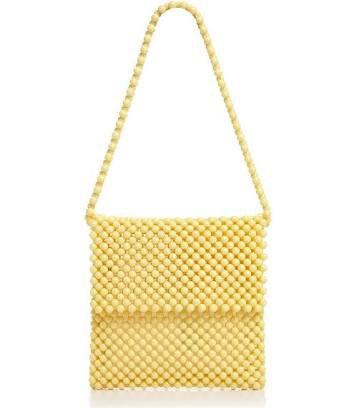 beaded yellow purse - Google Search