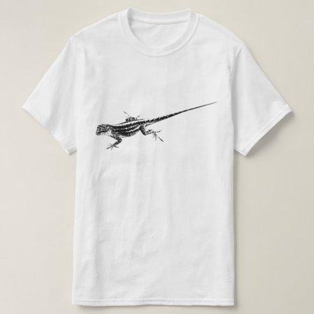Small Lizard T-Shirt   Zazzle.com