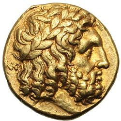 Gold Coin Gold Coin Greek Drachma